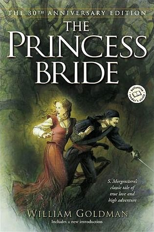 The Princess Bride the first Book Club book.