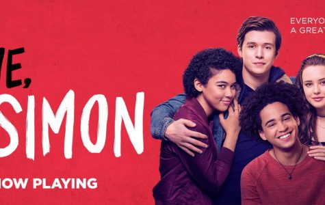 The cover of Love, Simon