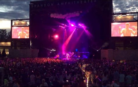 Imagine Dragons gives thunderous performance at Brandon Amphitheater