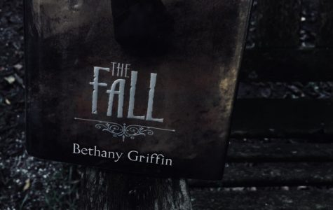 The Fall paints a dark and sinister picture throughout the entire book, which is showcased on the novel's eerie cover.