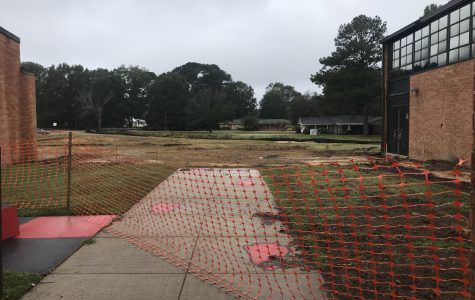 Campus Construction Begins