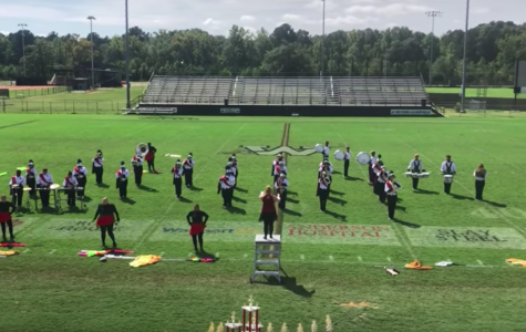 Pelahatchie Band Excels in the Showdown in the Kingdom