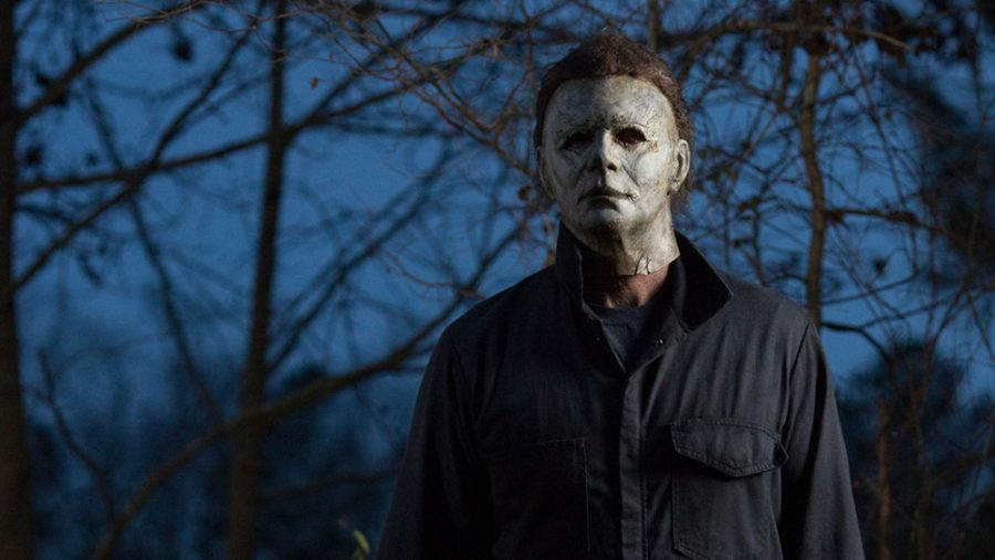 """Michael Myers the infamous killer from """"Halloween"""""""