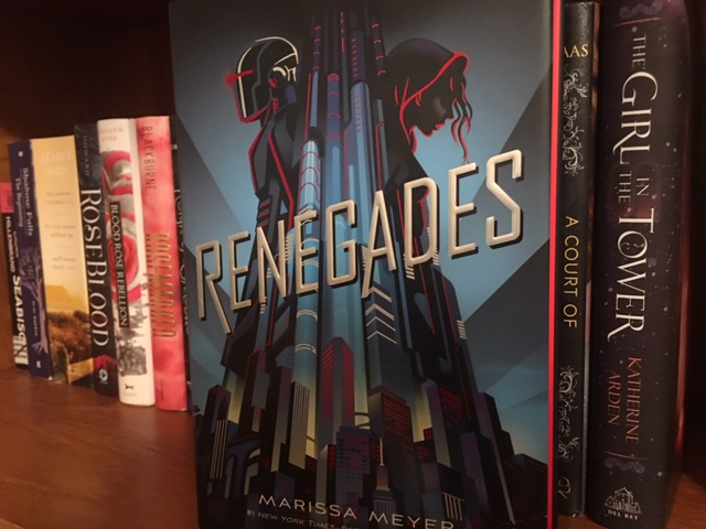 Renegades+by+Marissa+Meyer+was+released+in+November+2017.