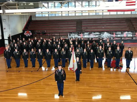 jrotc builds character and leadership