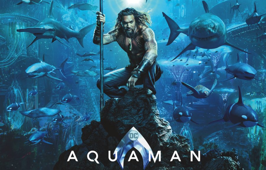 'Aquaman' balances a visually immersive and imaginative world of Atlantis while displaying witty moments and intense action.