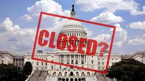 The government has shutdown and continues, making this the longest government shutdown in history.