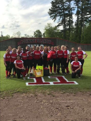 Pelahatchie Softball Falls Short Against Raymond