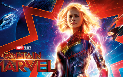 Captain Marvel Skyrockets 'Higher, Further, Faster' As Marvel's First Female-Led Superhero Film