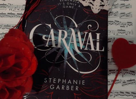 Caraval by Stephanie Garber whisks readers away into a whimsical world of deception and magic.
