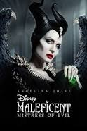 The poster for Maleficent Mistress of Evil.