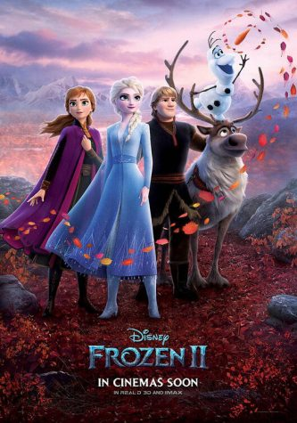 Adored characters adventurously return to the silver screens in Frozen II as they rockslide into a new quest through autumn-hued enchanted forests and raging black seas as Elsa looks for the source of her wintry powers.