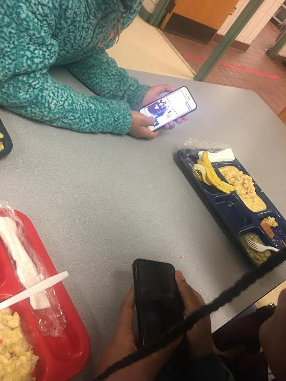 In the school cafeteria, 7th grade students share TikTok video ideas instead of snacks and sides. The TikTok movement has found its way into school and, unfortunately, restrooms.