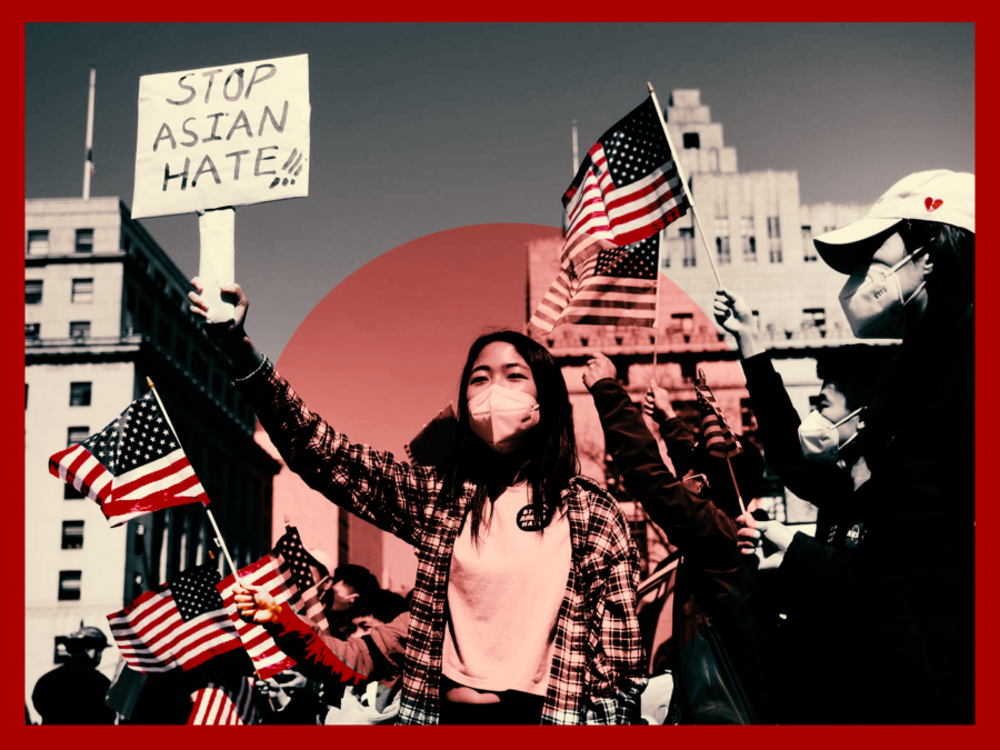 Activists+bring+awareness+to+the+prominent+surge+of+Asian+hate+crimes+in+hopes+of+finally+addressing+deeply-rooted+issues+that+Asian+Americans+are+forced+to+endure+in+their+lives.%0A